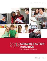 Consumer handbook from US Department of Consumer Protection