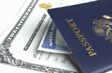 Passport and documents