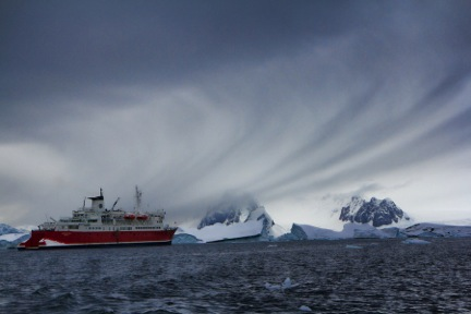 clouds antarctica