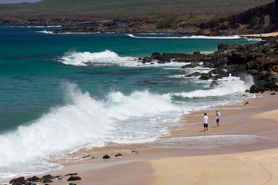 You'll have Molokai's West end beaches all to yourself.
