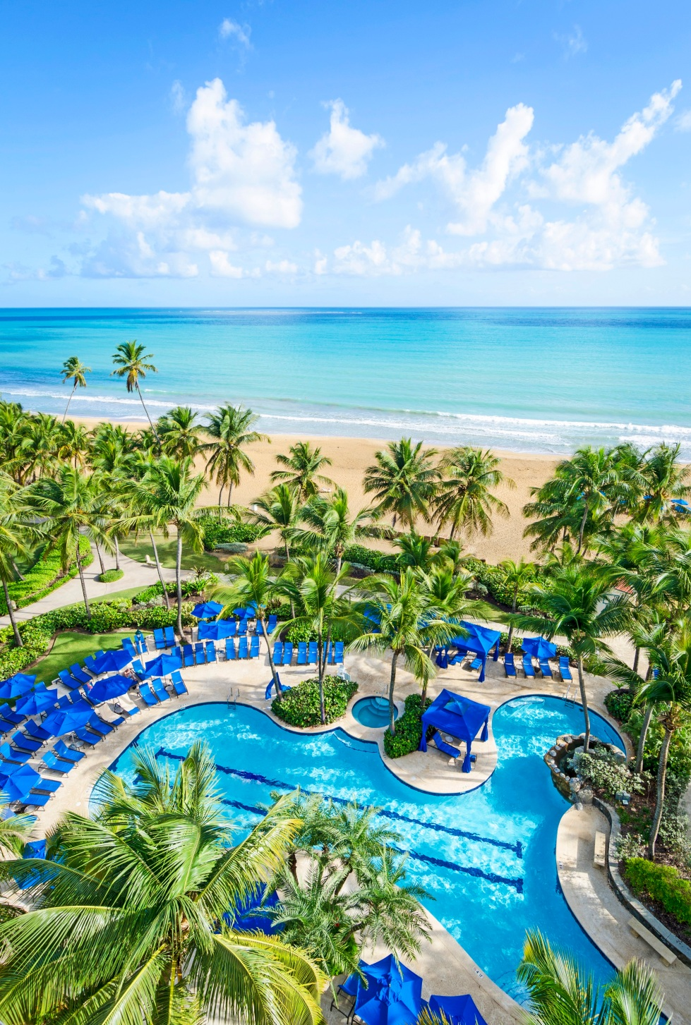 Wyndham Grand Rio Mar, Puerto Rico. USA. Photography by: Victor Elias Photography.