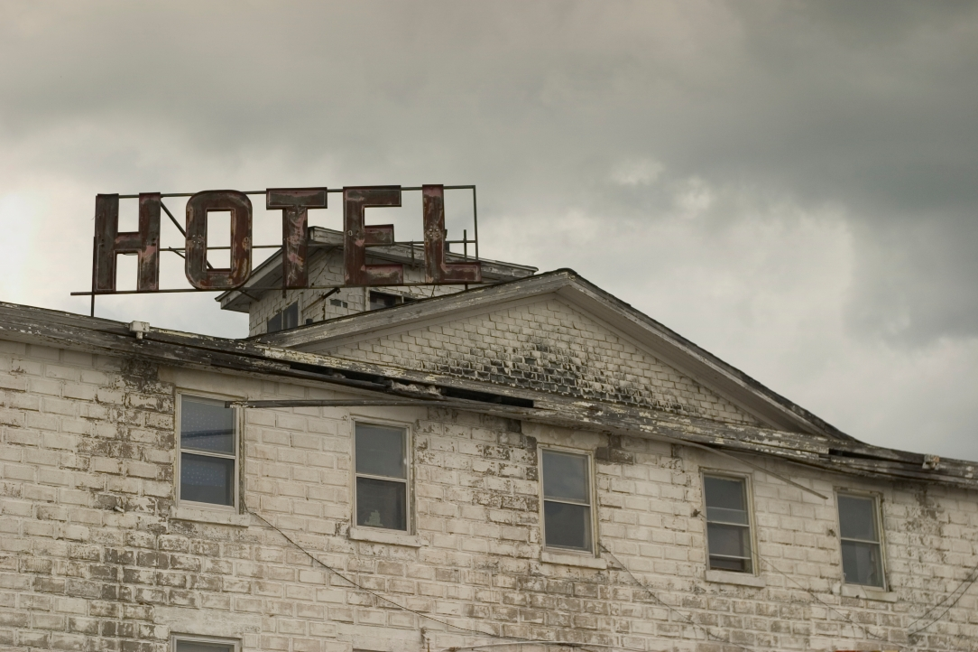 Scary hotels
