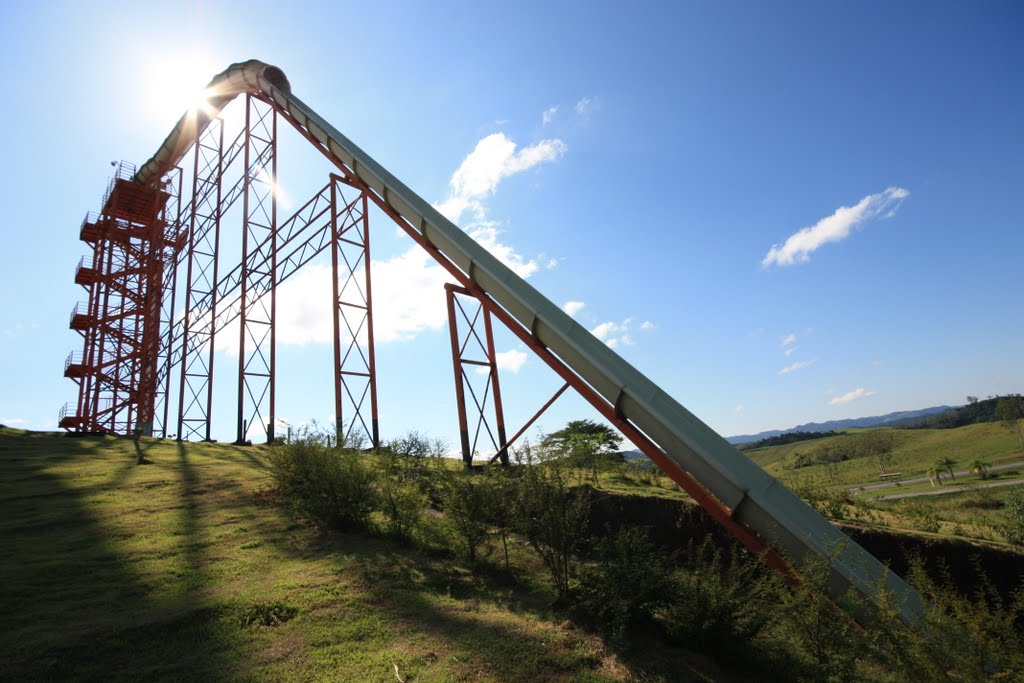 Tallest Water Slide outside United States