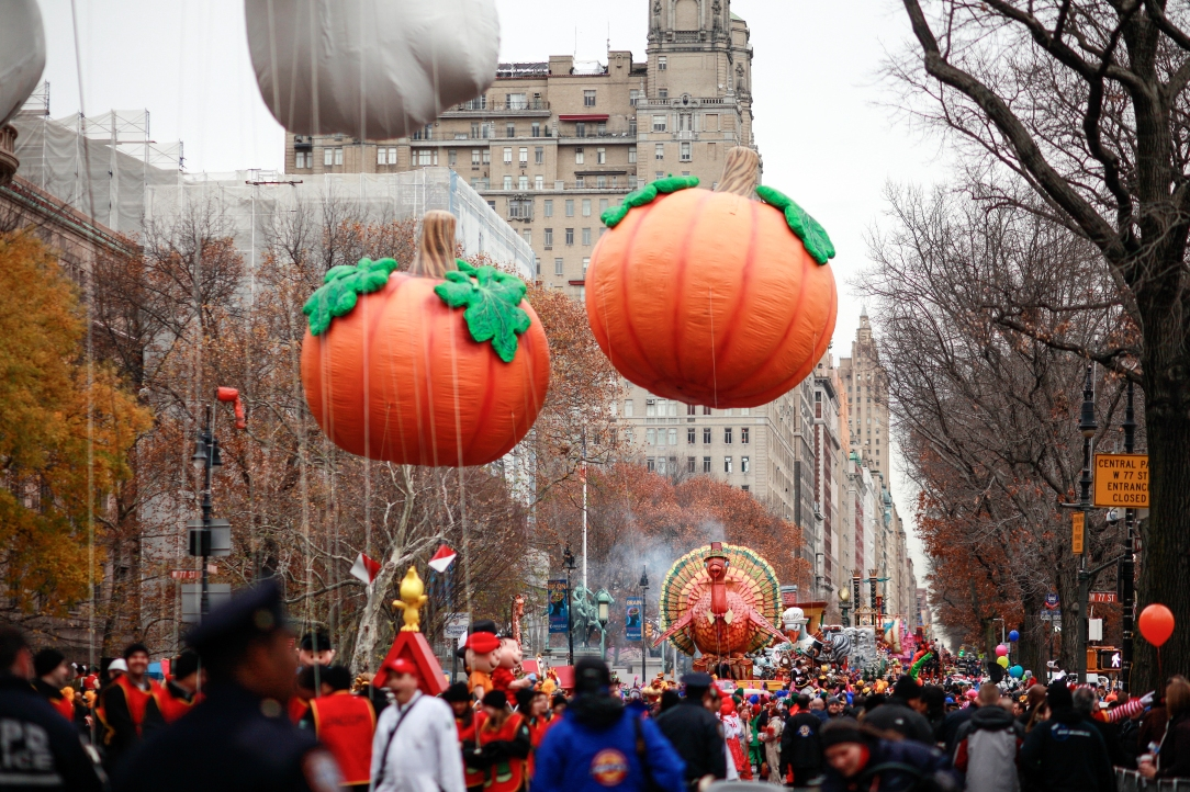 Macy's Thanksgiving Day Parade, Manhattan