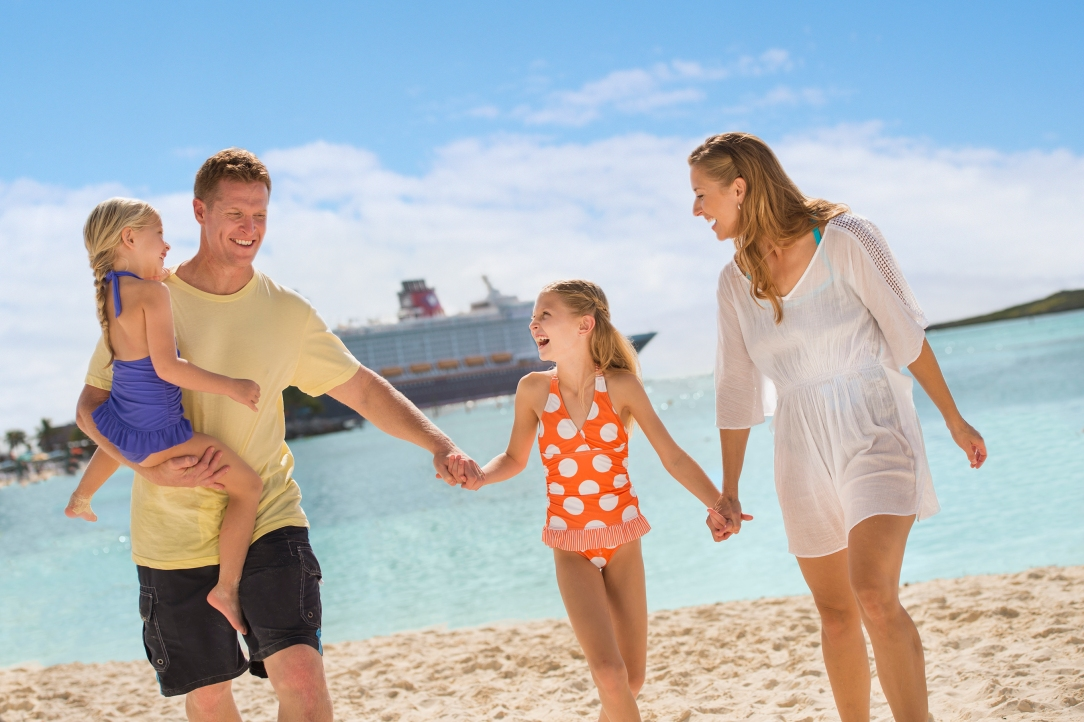 Castaway Cay-Disney's Private Island for Disney Cruise Line Gues
